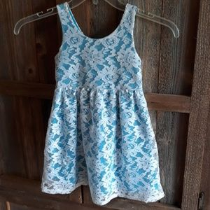 Other - Girls Lace Dress